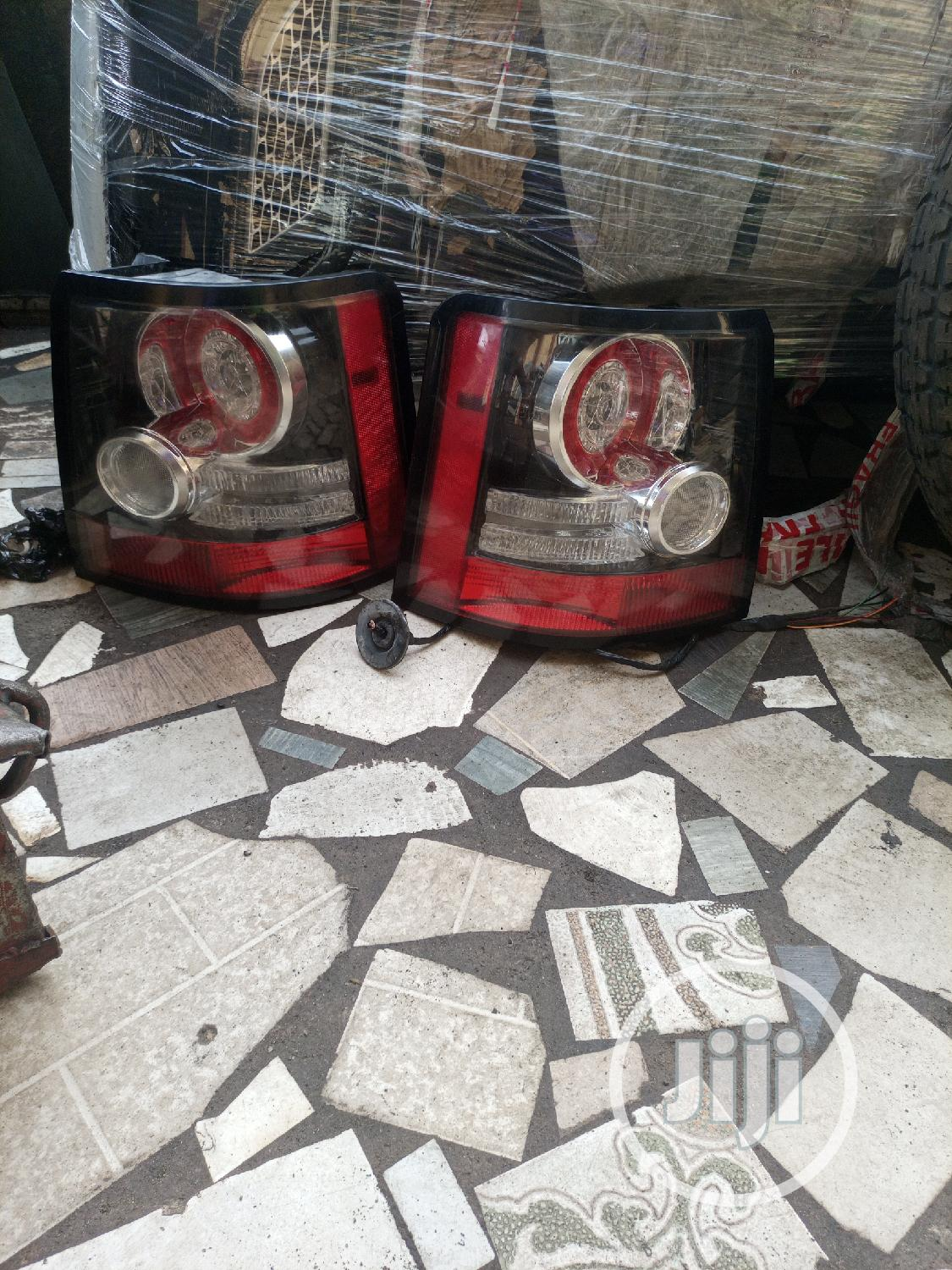 Range Rover Sports Rear Light 2010 To 2012 Model | Vehicle Parts & Accessories for sale in Mushin, Lagos State, Nigeria