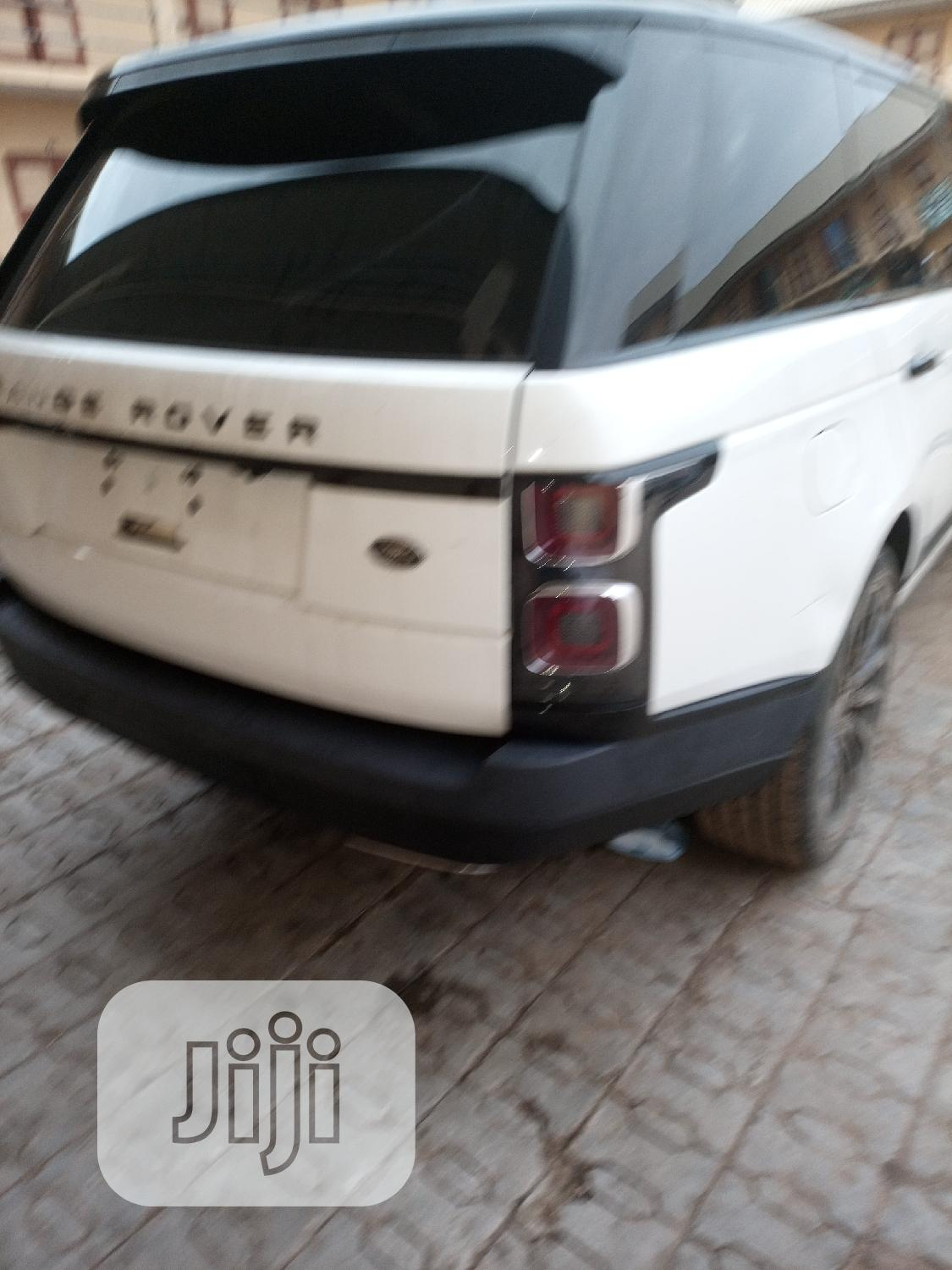 Upgrading Of Range Rover Vogue Samama 2014 To 2020 Model | Vehicle Parts & Accessories for sale in Mushin, Lagos State, Nigeria