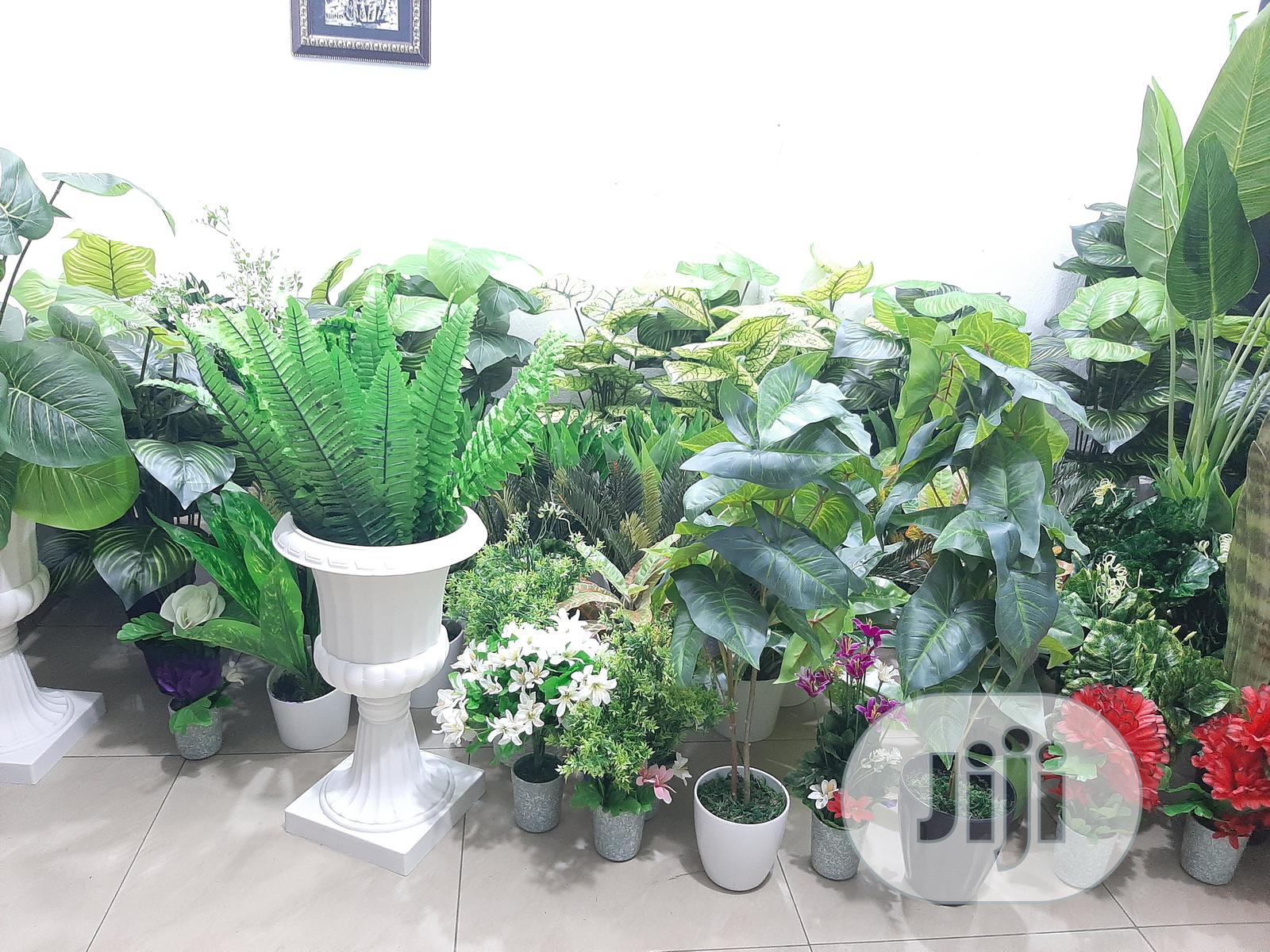 Artificial Flower Plants For Outdoors [Garland Fake Plants]