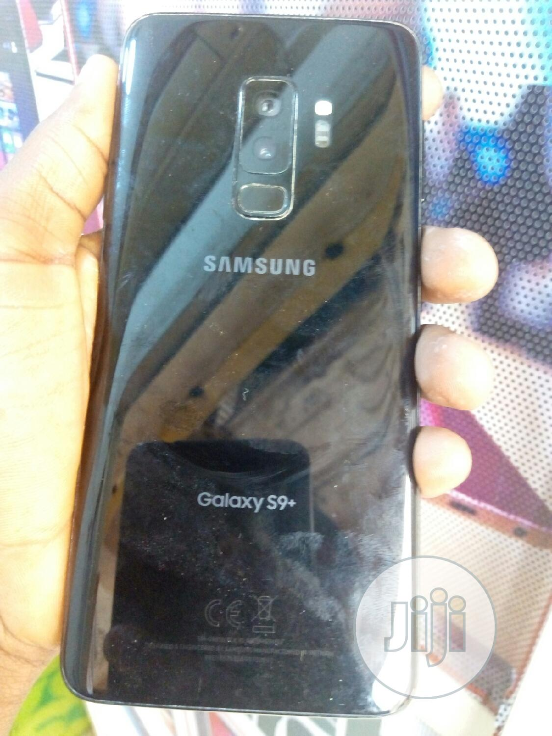 Samsung Galaxy S9 Plus 64 GB Black | Mobile Phones for sale in Benin City, Edo State, Nigeria