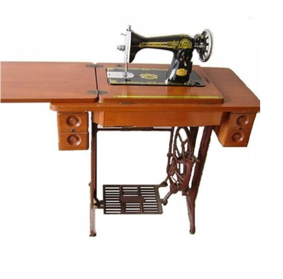Archive: Two Lion Manual Folding Sewing Machine