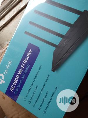 Tp-link Ac1900 Wi-fi Router Dual Band | Networking Products for sale in Lagos State, Ikeja