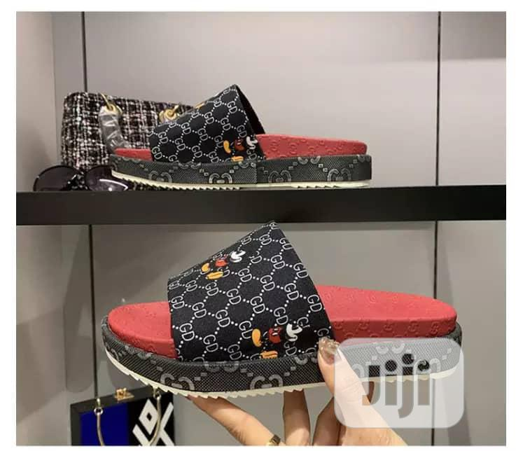 This Mickey Mouse Slide Now Available In Store | Shoes for sale in Orile, Lagos State, Nigeria