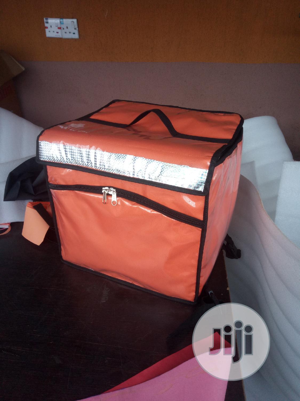 Dispatcher Bag