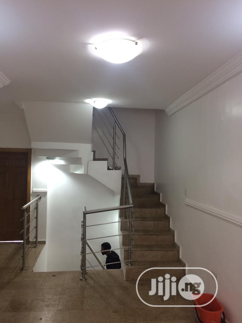Archive: Magnificent 4 Bedroom Terrace With 2 Room Bq At Oniru RD