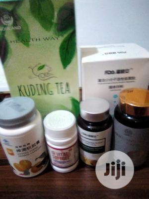 Tested And Trusted High Sugar And Diabetes Combo | Vitamins & Supplements for sale in Lagos State, Lagos Island (Eko)