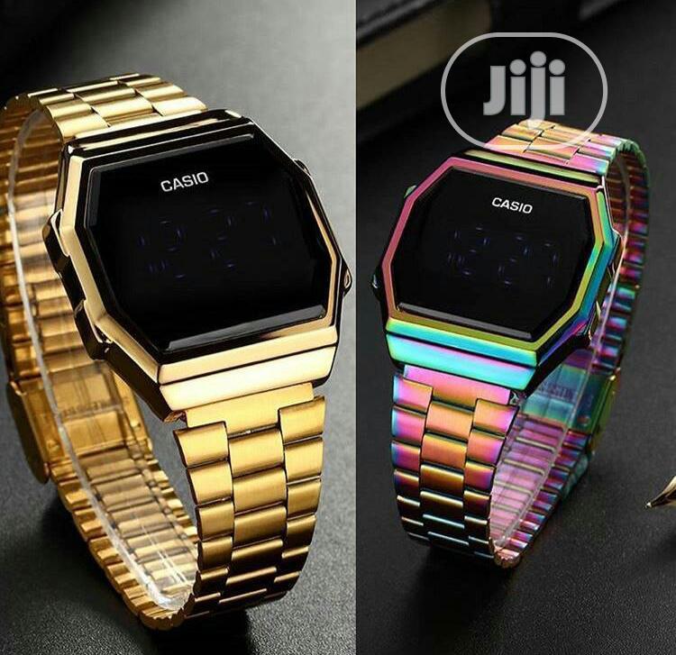 Casio LED Original Water Resistant Watch