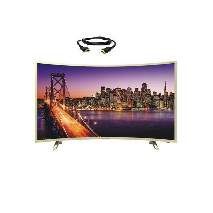 Polystar 43'' Full HD Curved Smart TV