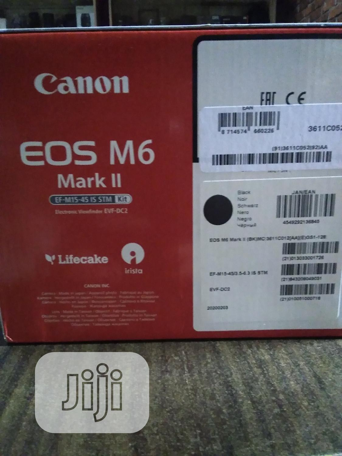 Archive: Canon M6 Mark II With Kit Lens 15-45mm
