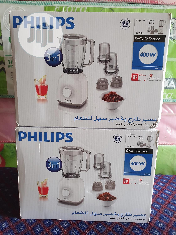 Phillips 3in1 Blender | Kitchen Appliances for sale in Benin City, Edo State, Nigeria