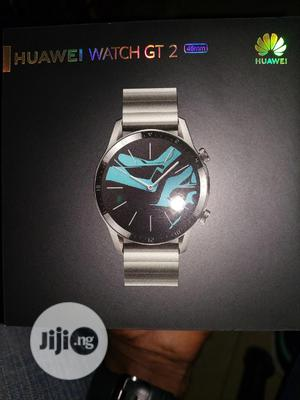 Huawei Watch GT2 46mm Titanium Gray   Smart Watches & Trackers for sale in Lagos State, Ikeja
