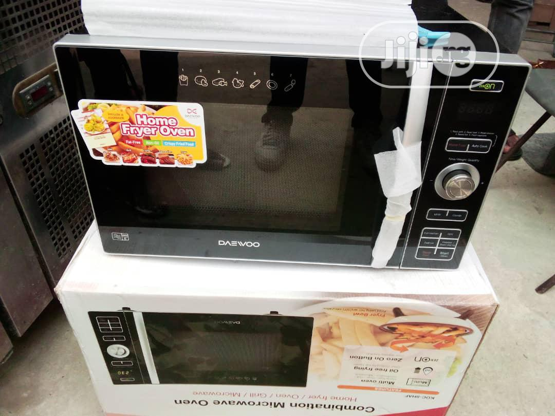 Archive: Microwave With Deep Fryer
