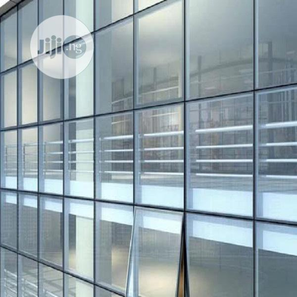 Glass Curtain Wall | Home Accessories for sale in Agege, Lagos State, Nigeria