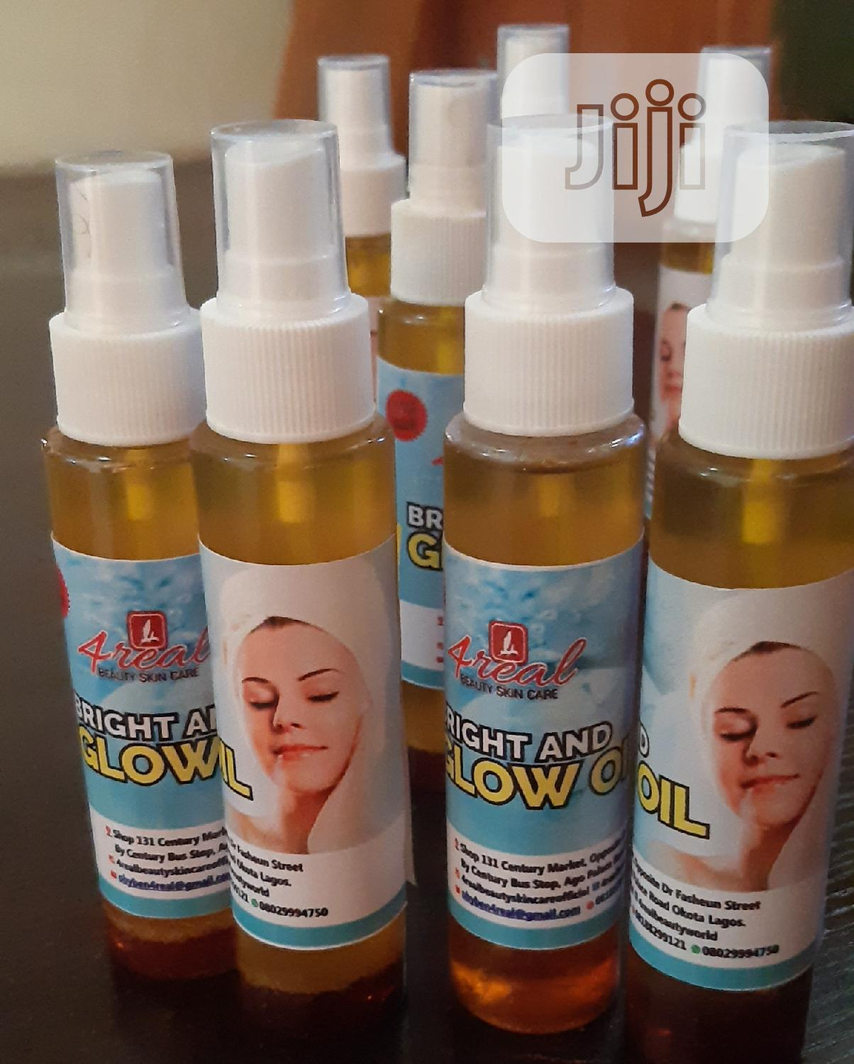 Archive: Bright And Glow Oil