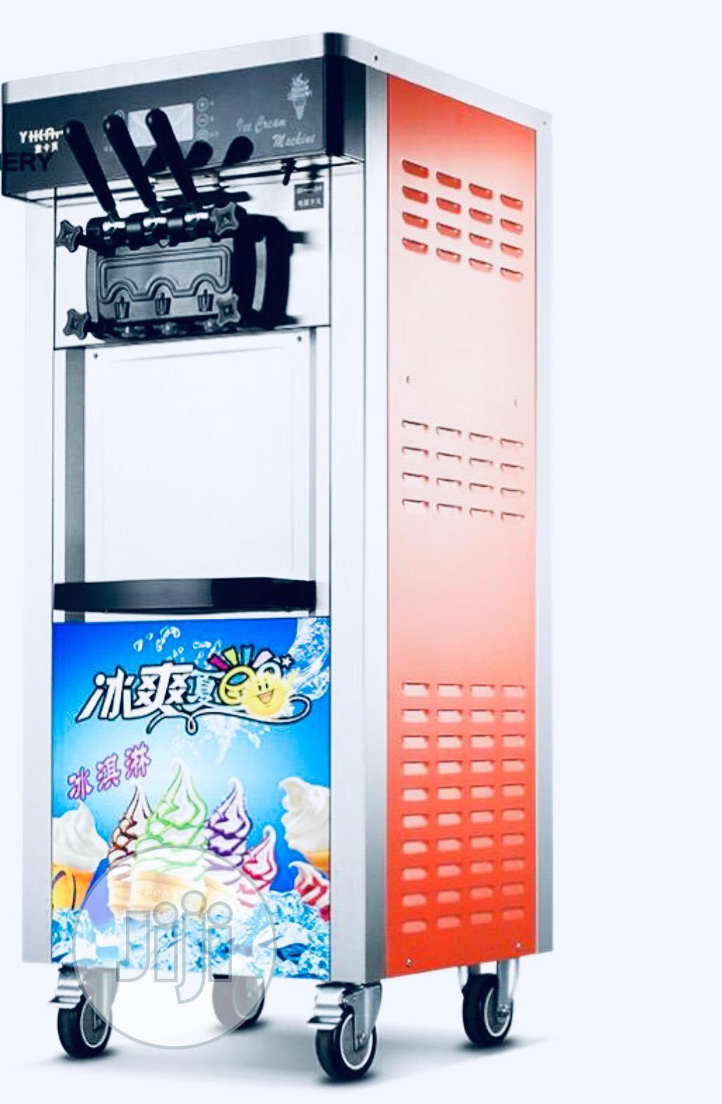 Ice-cream Machine