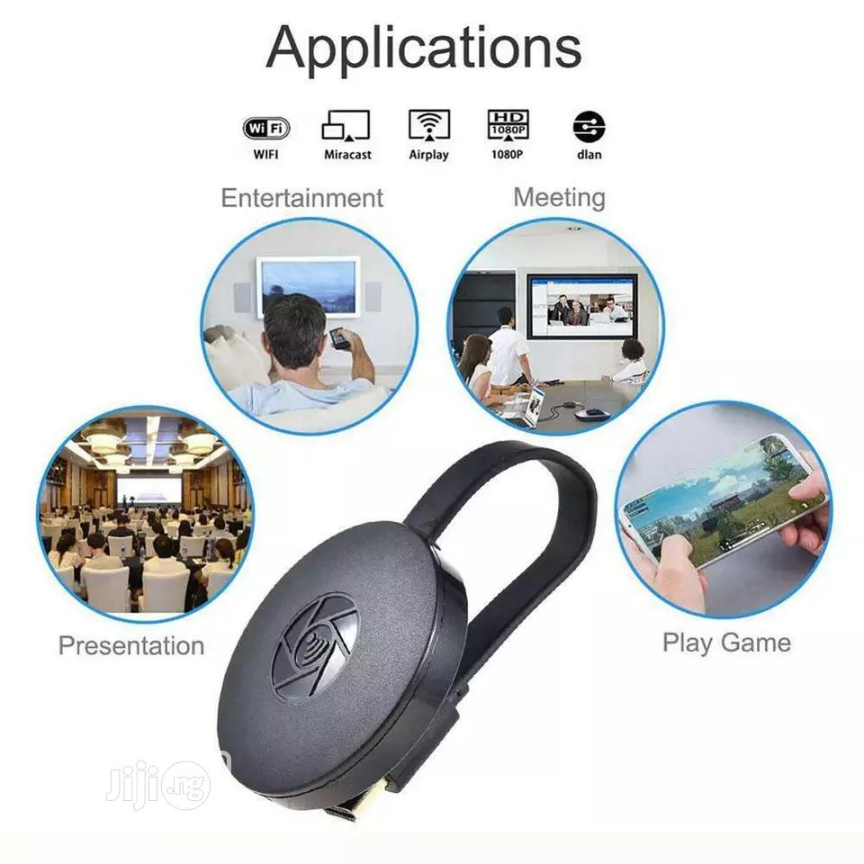 TV Stick For Chromecast 3 Androidy | Accessories & Supplies for Electronics for sale in Ikeja, Lagos State, Nigeria