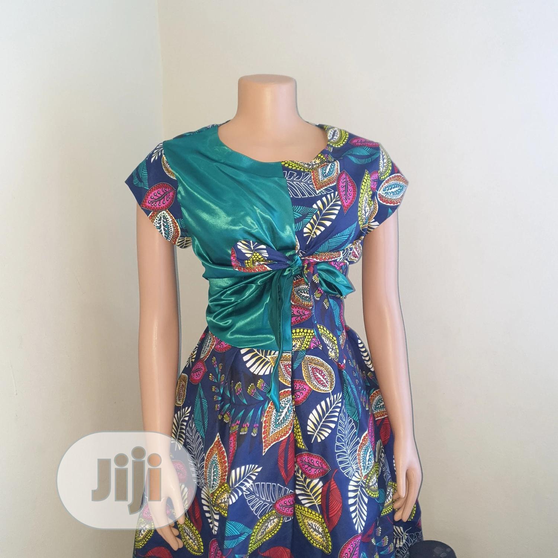Archive: Ankara Dress