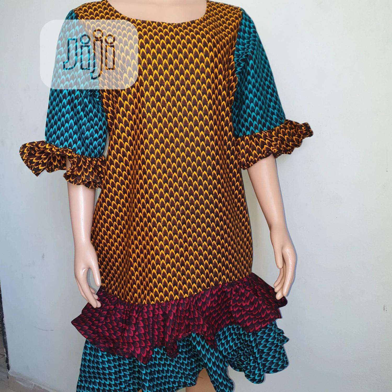 Ankara Shift Dress | Clothing for sale in Ikoyi, Lagos State, Nigeria
