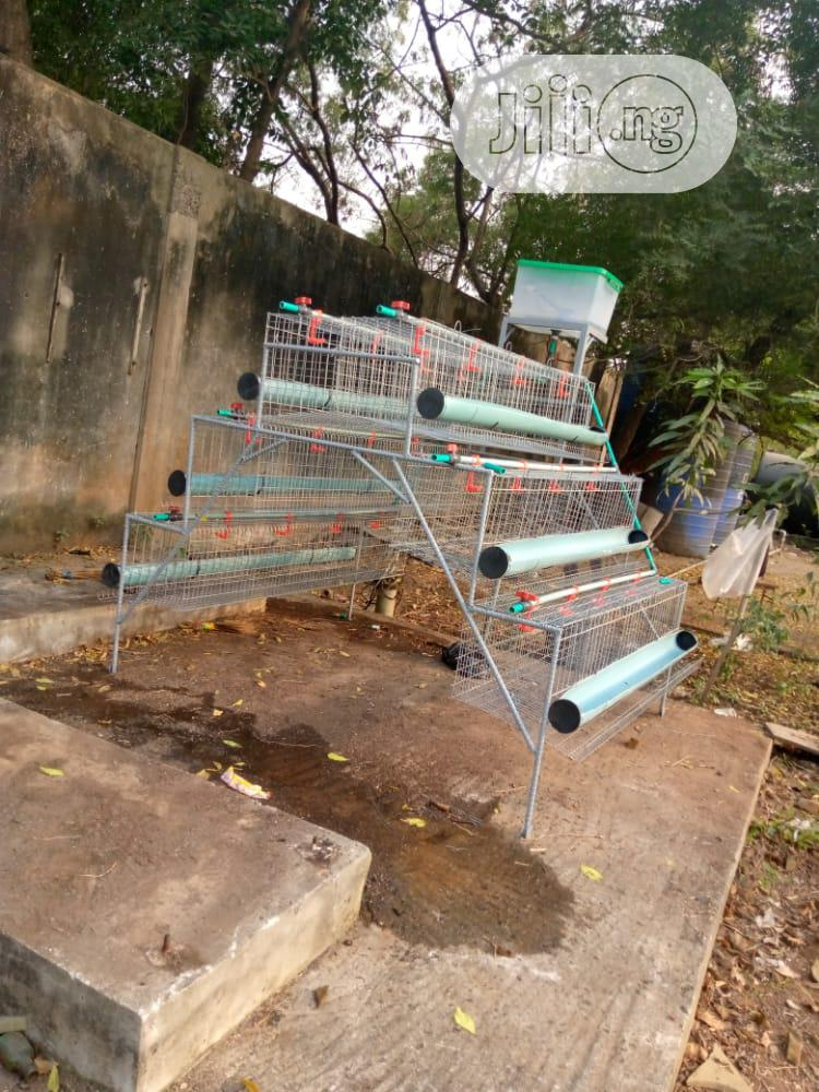 Omotaiwo Poultry Cage And Equipment