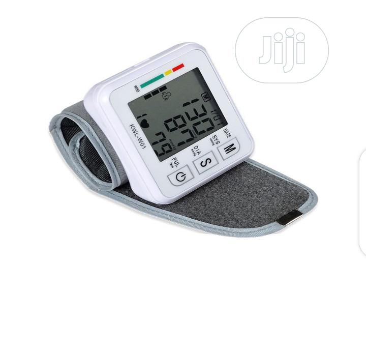 Wrist Blood Pressure Monitor | Tools & Accessories for sale in Ikeja, Lagos State, Nigeria