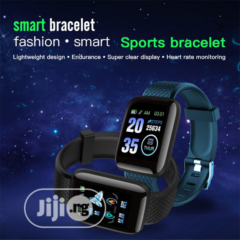 D13 Smart Watch/Fitness Trackers | Smart Watches & Trackers for sale in Ikeja, Lagos State, Nigeria