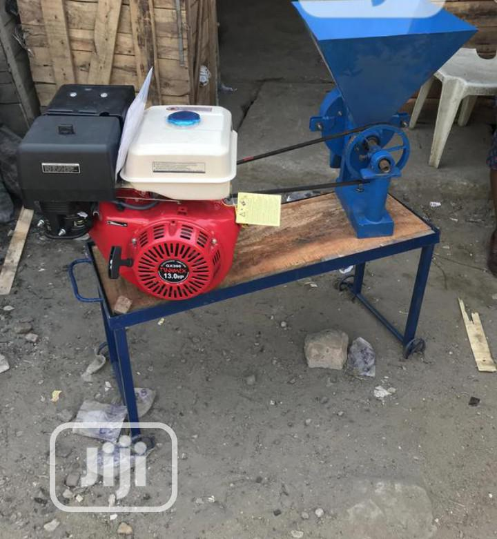 13hp Commercial Grinding Machine