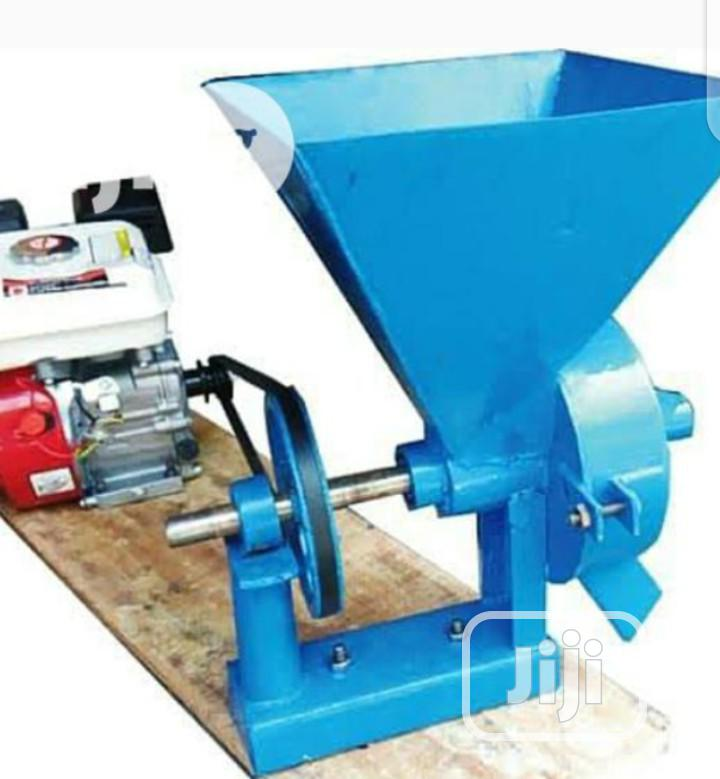 Grinding Machine (Pepper And Foodies)