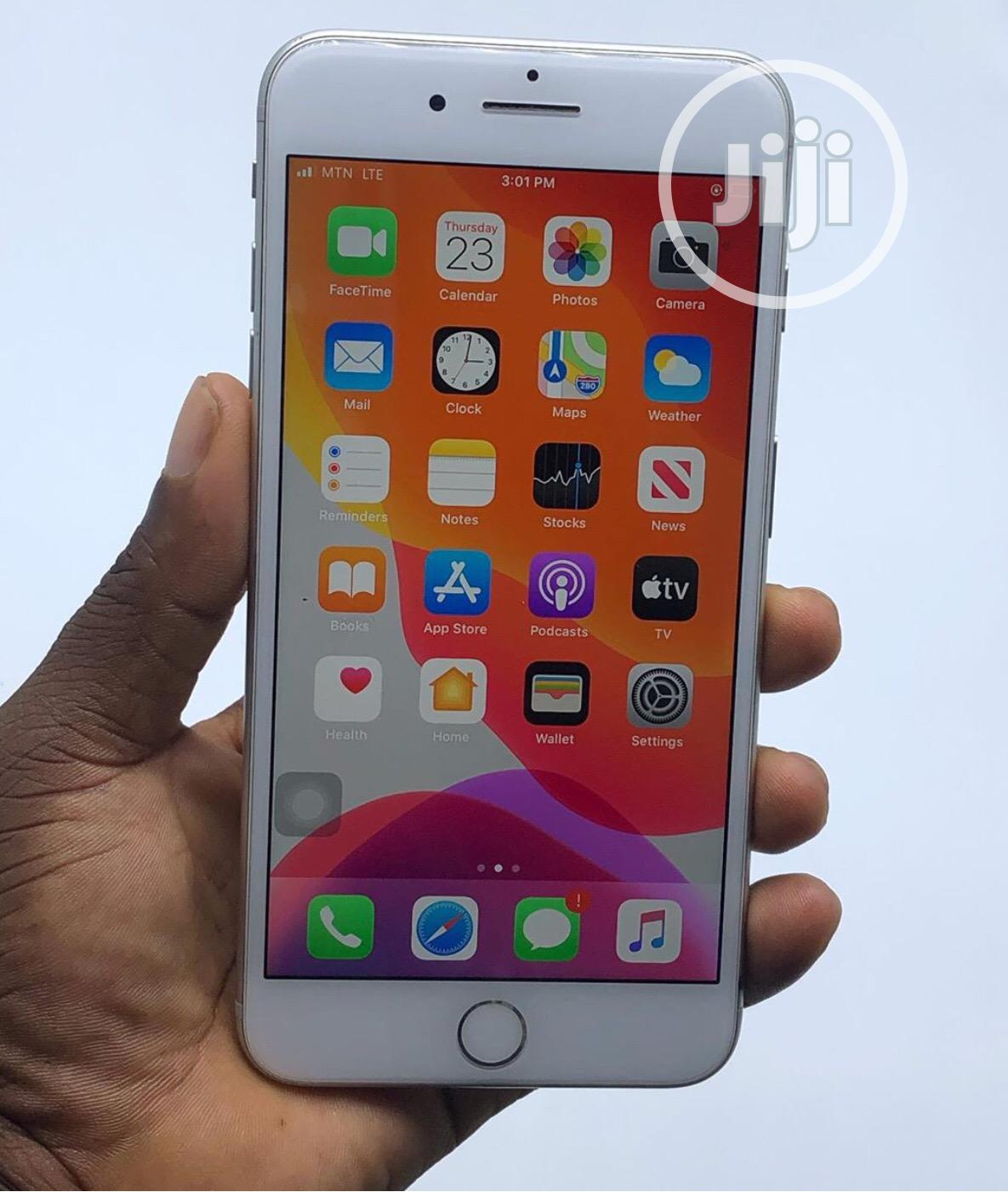 Apple iPhone 6 Plus 16 GB White | Mobile Phones for sale in Warri, Delta State, Nigeria