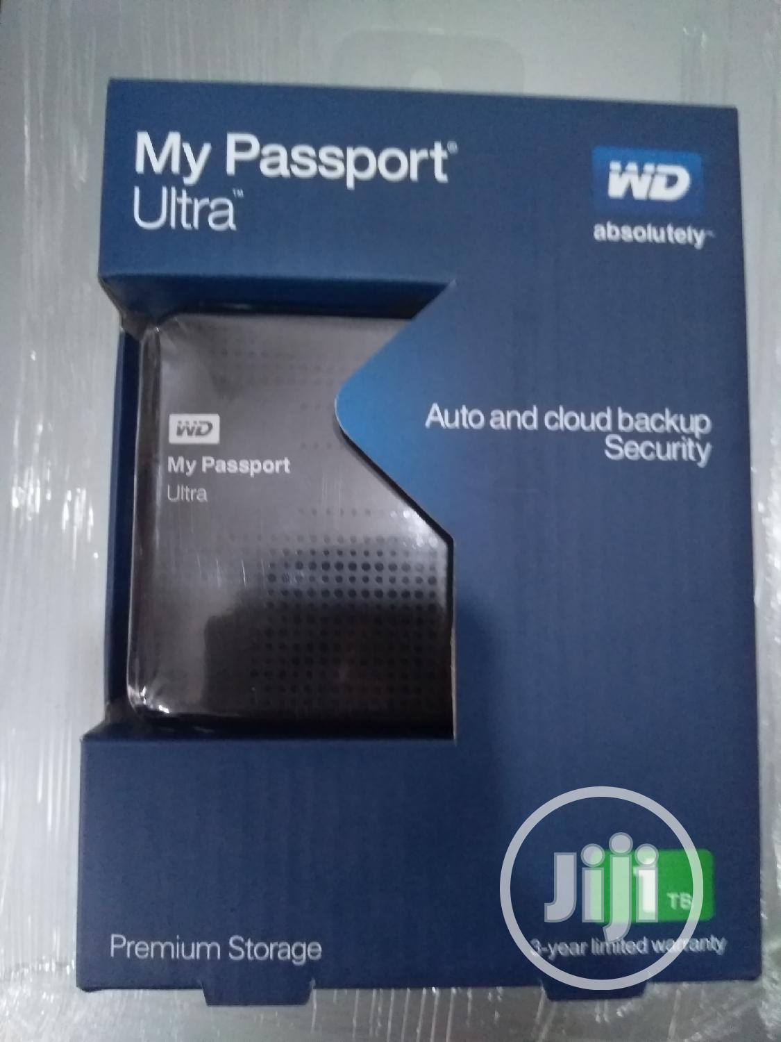 1tb My Passport Ultra
