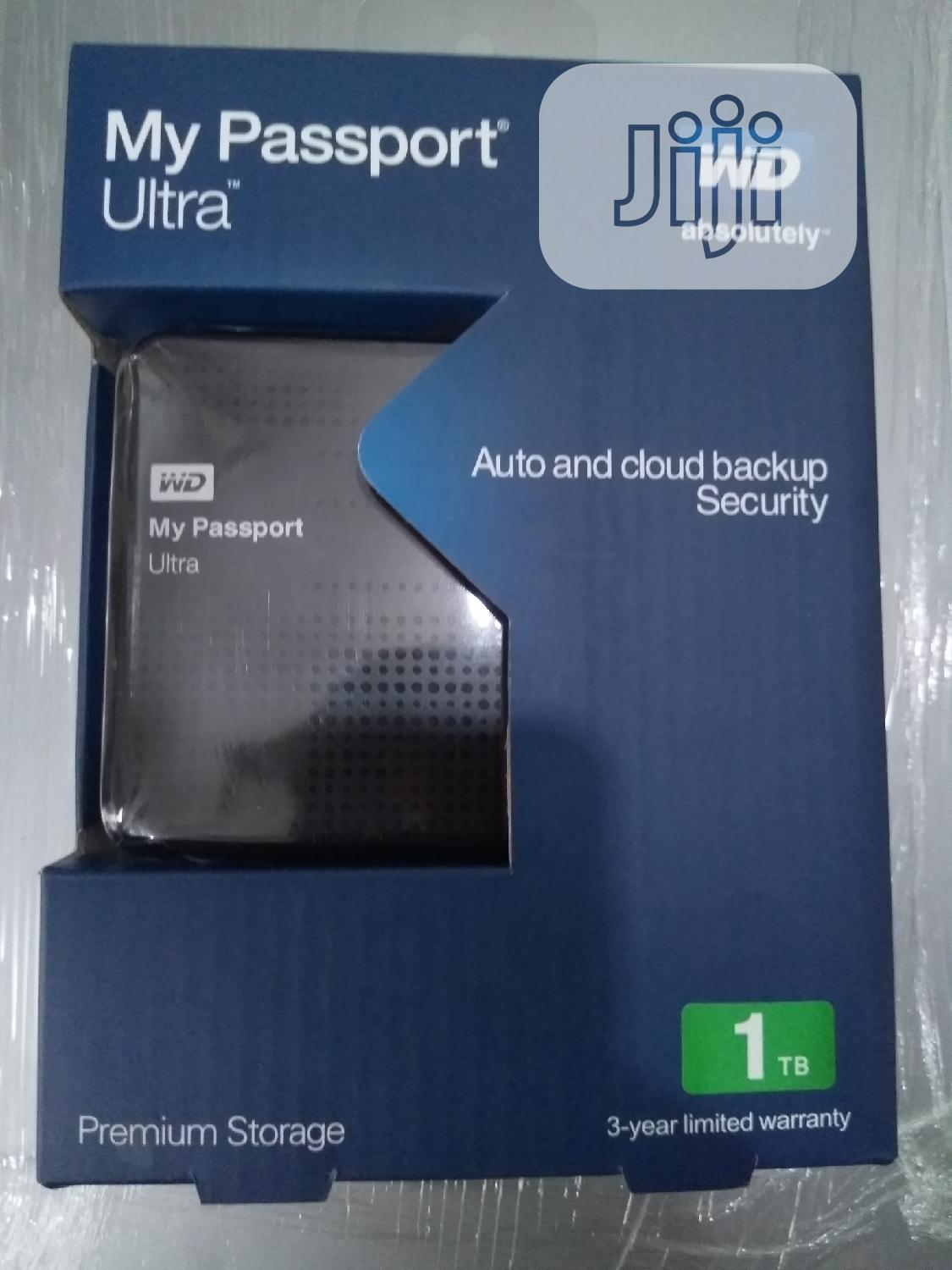 1tb My Passport Ultra | Computer Hardware for sale in Ikeja, Lagos State, Nigeria
