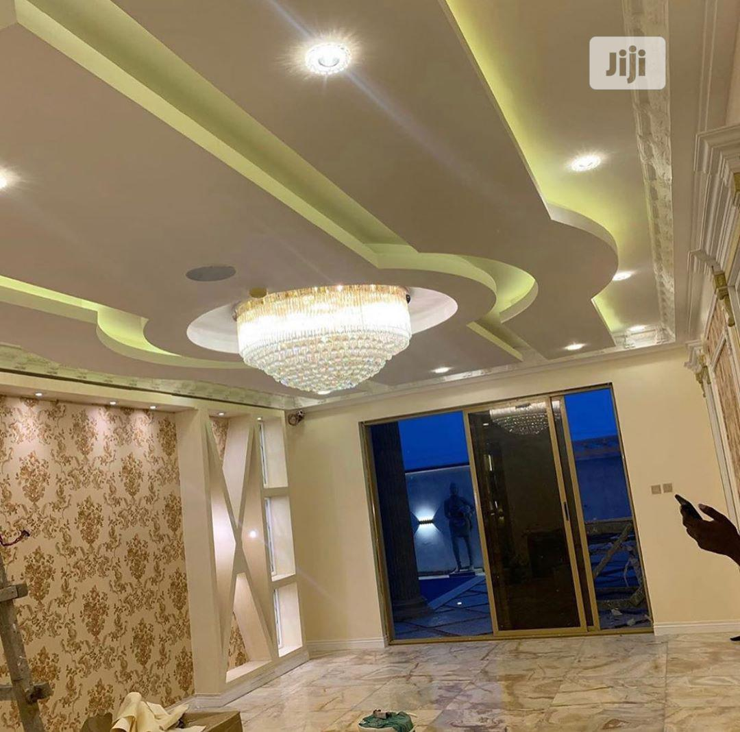 All Pop Designs And Wall Screeding! | Building & Trades Services for sale in Lugbe District, Abuja (FCT) State, Nigeria