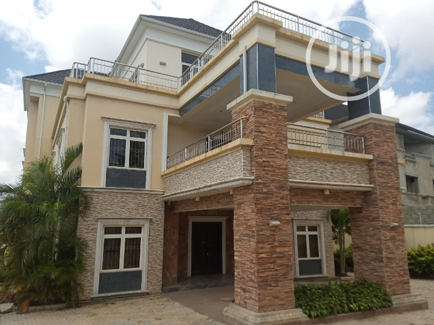 8 Bedroom Exclusive Mansion For Sale At Asokoro