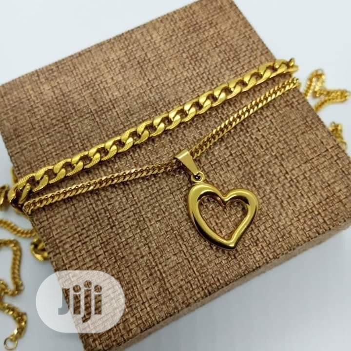 Archive: Cuban Chains With Pendants