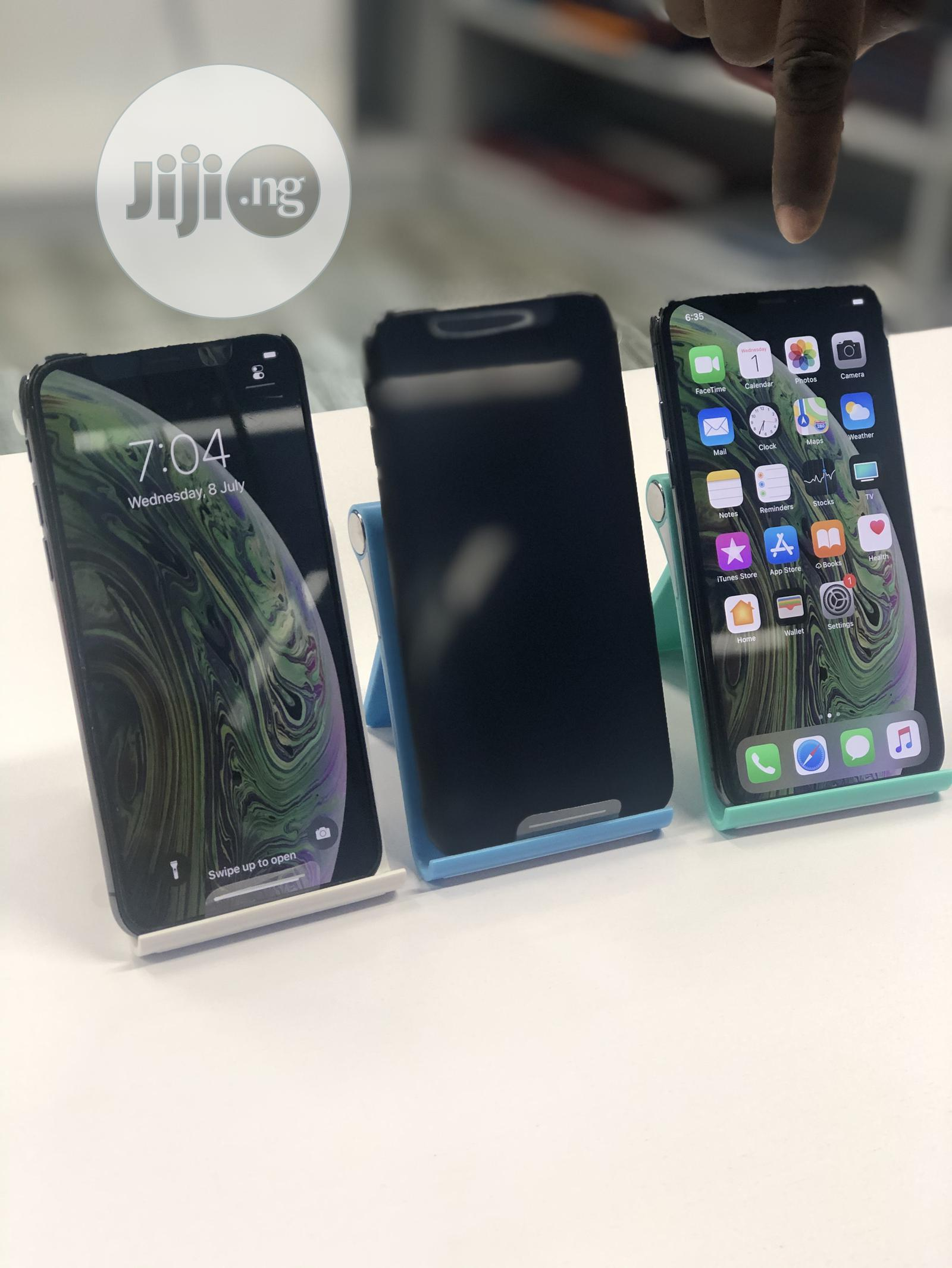 Apple iPhone XS 64 GB Gray | Mobile Phones for sale in Ikeja, Lagos State, Nigeria