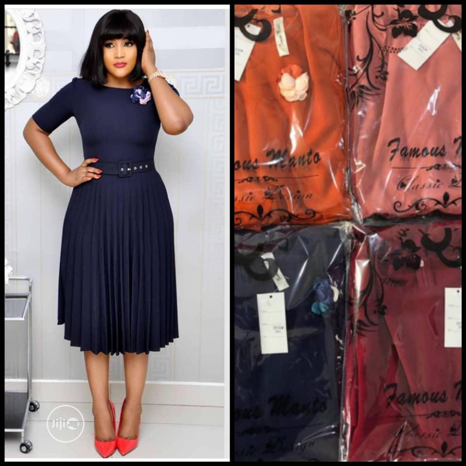 Female Short Gown | Clothing for sale in Lagos Island, Lagos State, Nigeria
