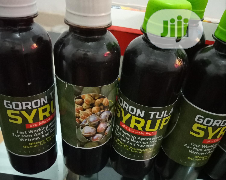 Goron Tula Syrup 250ml (For Couples)
