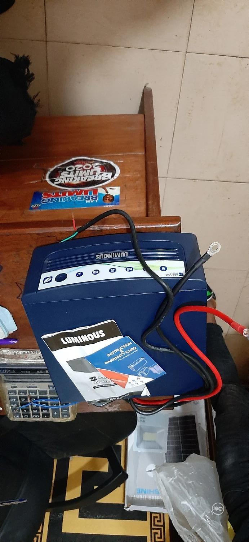Luminous 1kva 12v Inverter Eco Volt