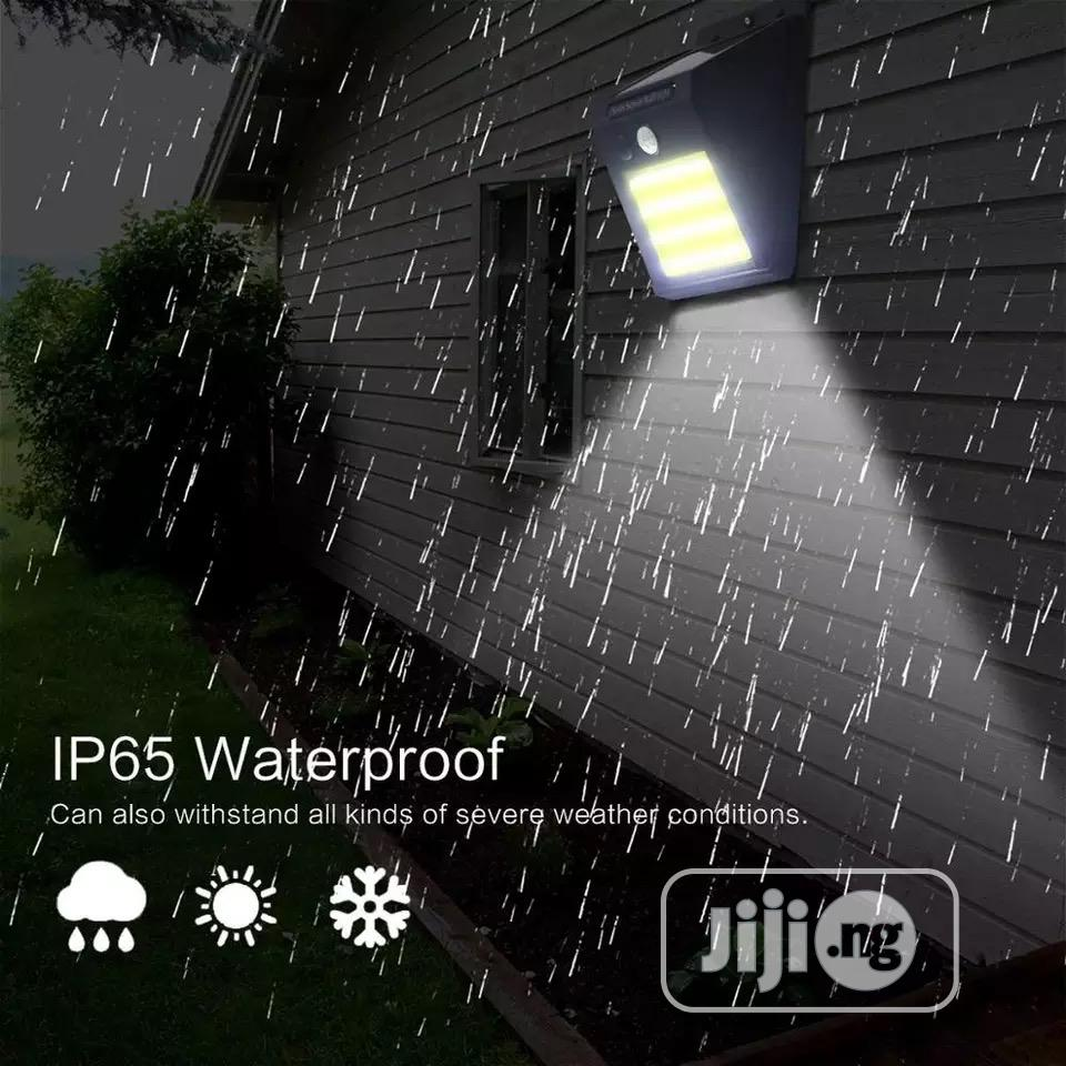 48 LED Solar Wireless Security Motion Sensor Led Night Light | Solar Energy for sale in Alimosho, Lagos State, Nigeria