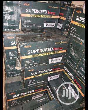 Superceed Energy 150ah 12v Battery | Solar Energy for sale in Lagos State, Ojo