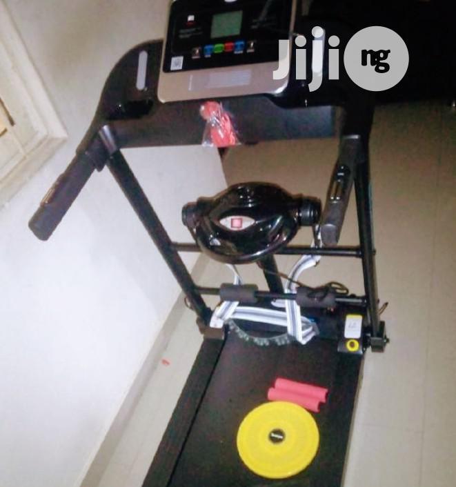 2hp Premium Quality Treadmill