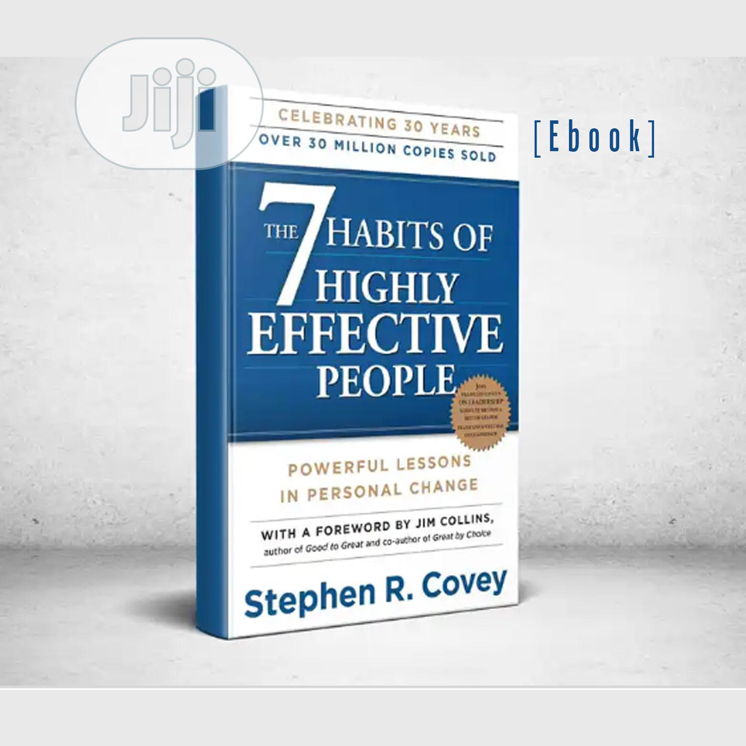 7 Habit of Highly Effective People(Pdf)