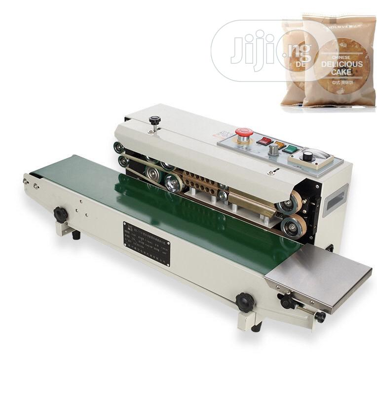 Band Sealing Nylon Sealer Band Sealing Machine