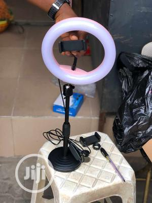 Portable Ring Light.   Accessories & Supplies for Electronics for sale in Lagos State, Amuwo-Odofin