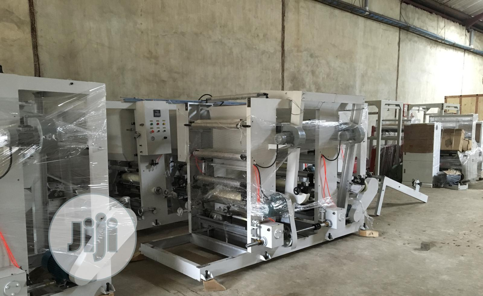 Nylon Printing Gravure Printer Nylon Printing Machine