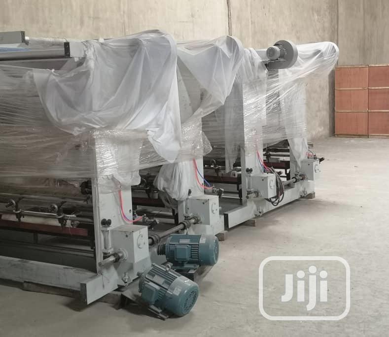 Nylon Printing Gravure Printer Nylon Printing Machine   Manufacturing Equipment for sale in Ojo, Lagos State, Nigeria