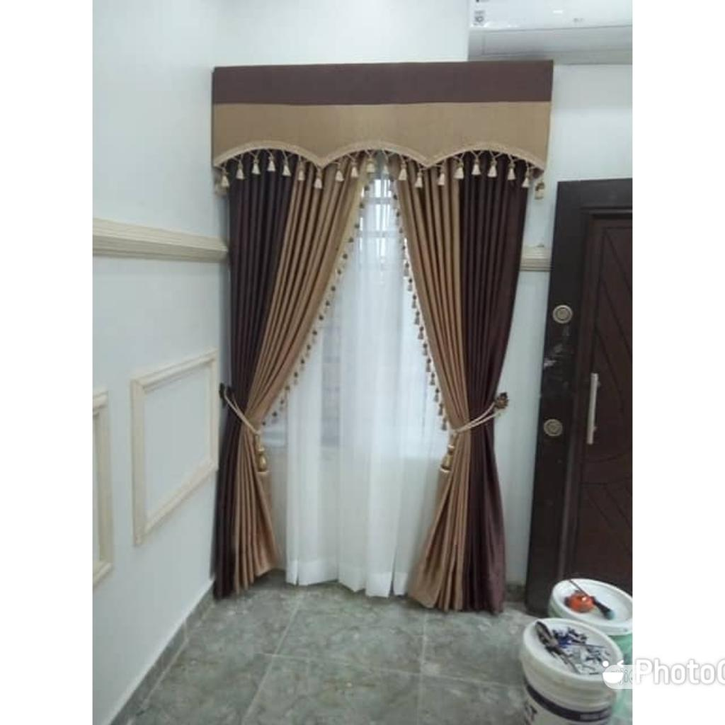 Beautiful Executive Curtains for the Man of Classs