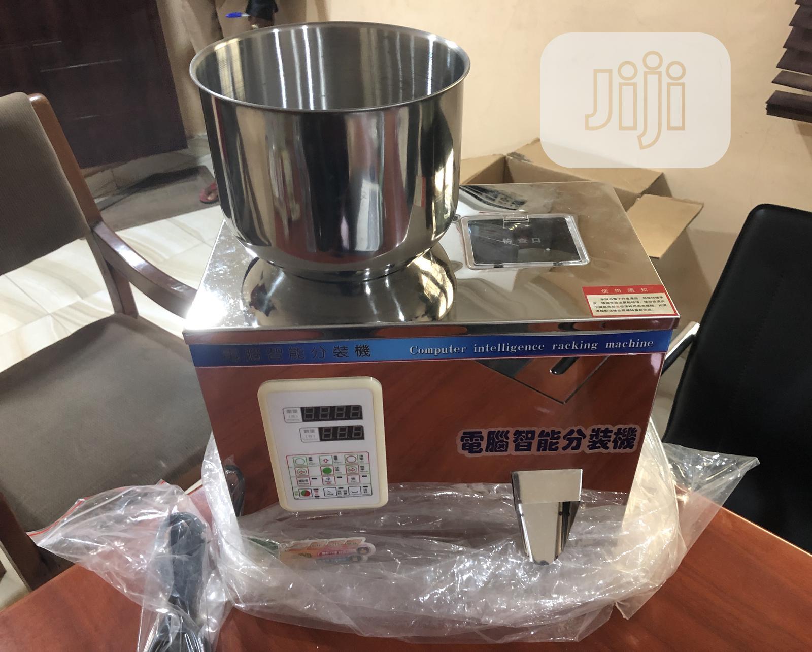 Powder Filling Granule Filler Powder Filling Machine