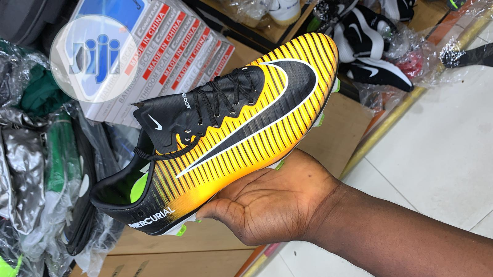 Nike Mercurial Soccer Boot | Shoes for sale in Ilupeju, Lagos State, Nigeria