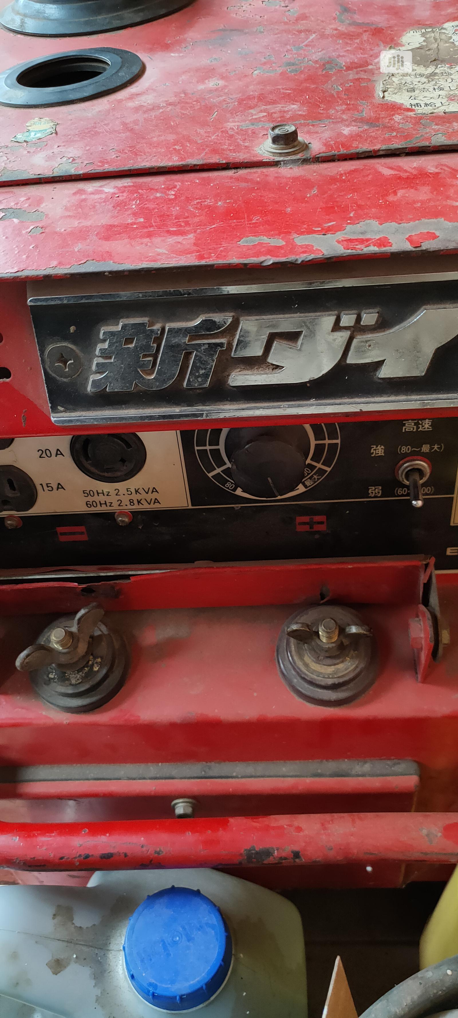 Archive: Danyo Start And Weld Generator