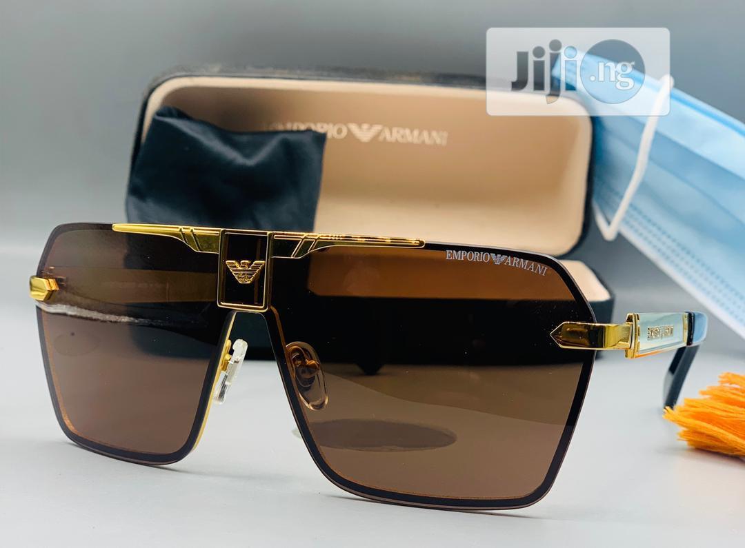 Designer Emperor Armani Sunglass